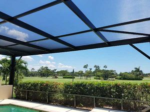 Types of Screen Enclosures for your Swimming Pool in Fort Myers, FL