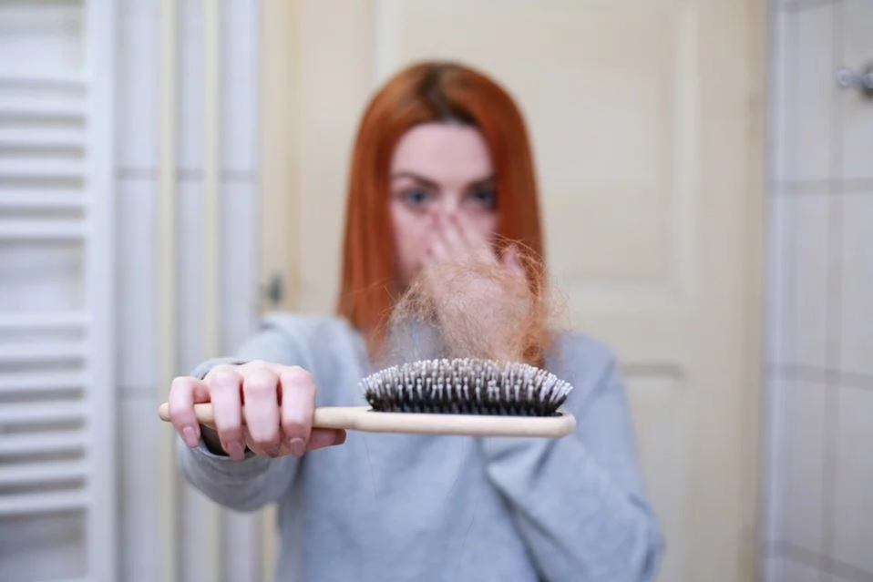 What Causes Your Hair to Fall Out?