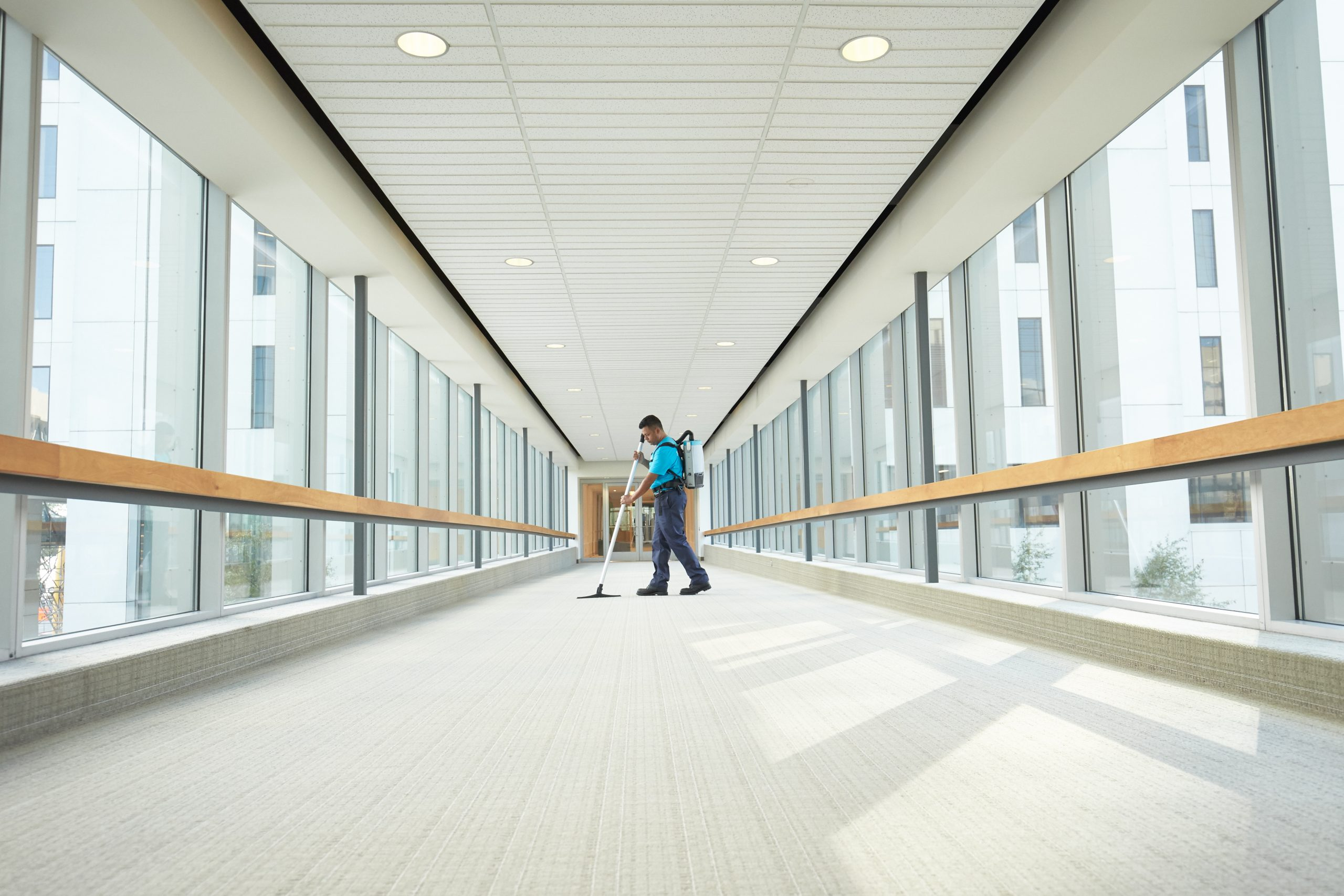 What Types of Cleaning Does Your Commercial Business Need?