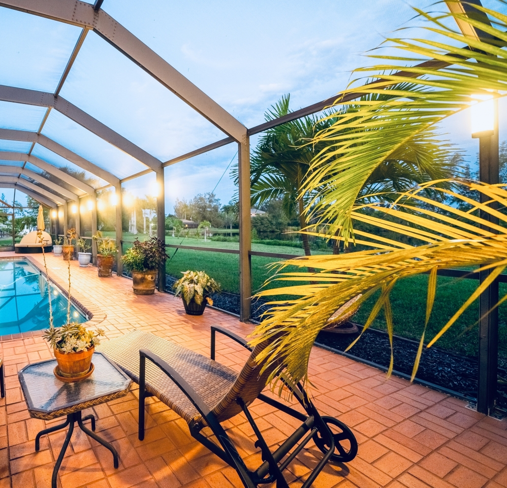 How Lighting Helps Safety Around the Pool Deck