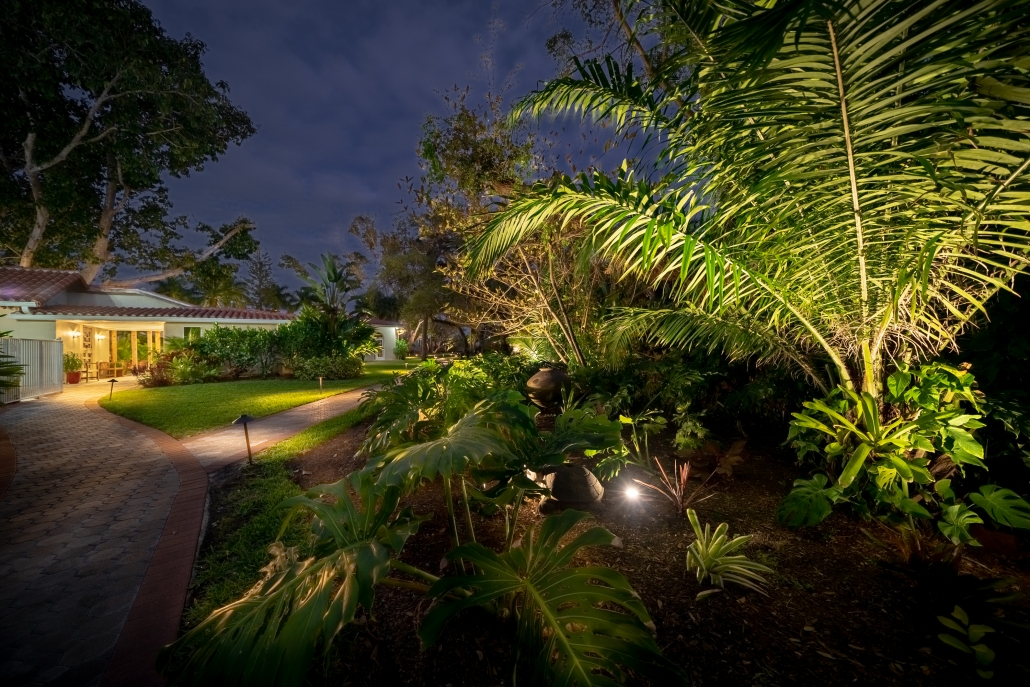 Your Outdoor Sanctuary: Backyard Landscape Lighting Ideas in Fort Myers