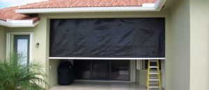 Hurricane Fabric Screens in Cape Coral, Florida