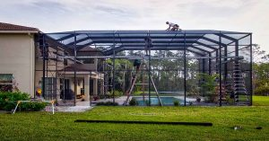 Pool Cage Design and Construction in Florida